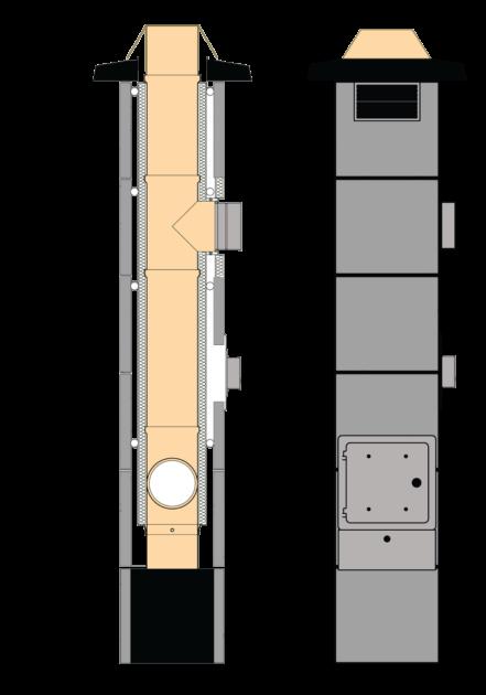 JAWAR Nord - budowa