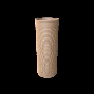 Ceramic chimney liners