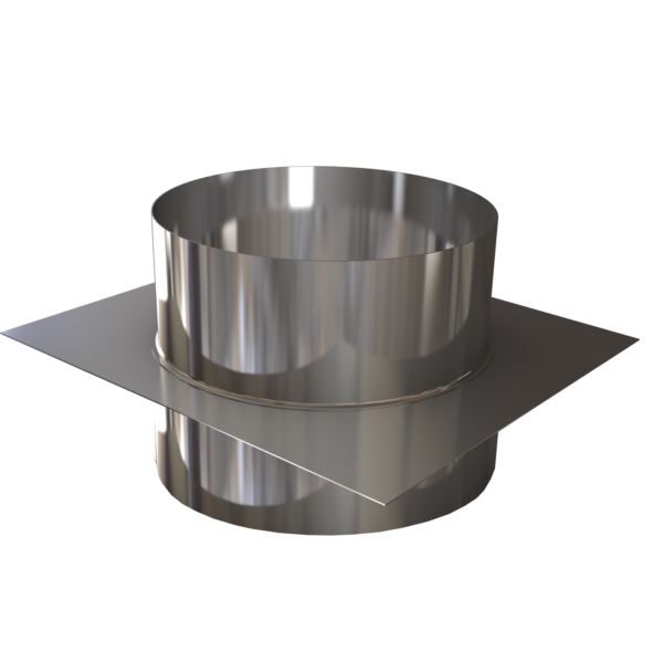 Top plate for flexible tube