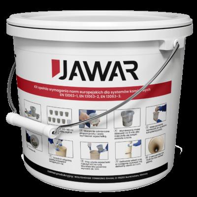 Klej do rur ceramicznych JAWAR 2kg