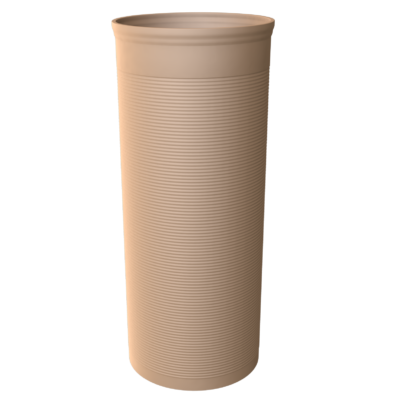 For ceramic chimneys and liners