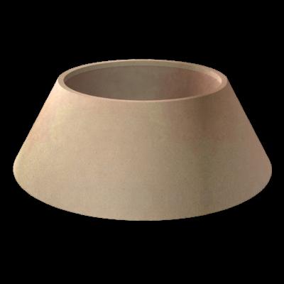 Stożek ceramiczny