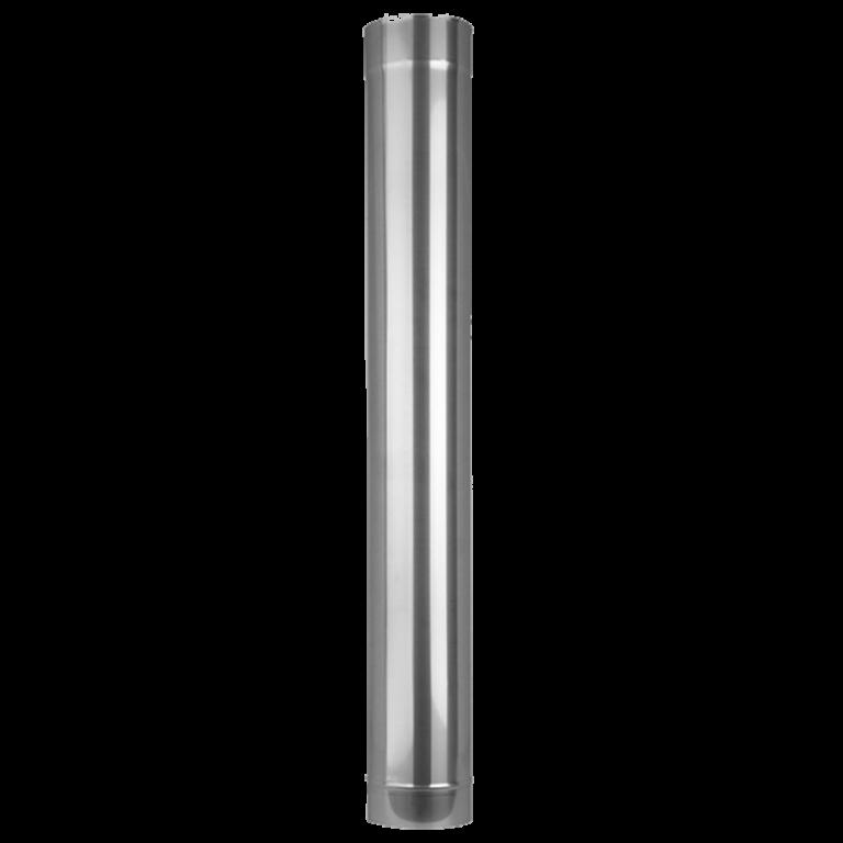 Straight pipe 1m