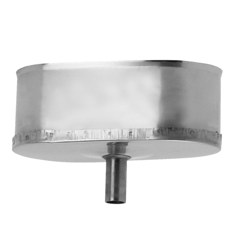 Condensate tray oval